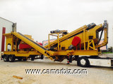 Mining Crushing And Screening Plant