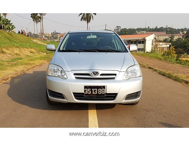 Super Belle 2008 Toyota Corolla Runx (Allex) Full Option A vendre - 4067