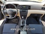 2007 Toyota Corolla 115 Full Option - 4068