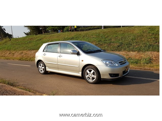 2007 Toyota Corolla 115 Full Option a vendre - 4101