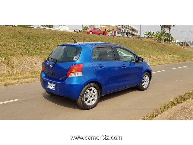 Super Belle 2010 Toyota Yaris Full Option a vendre - 4168