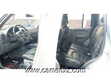 4,900,000FCFA-JEEP GRAND CHIROKEE 4X4WD-VERSION 2005-OCCASION DU CAMEROUN-FULL OPTION - 4171