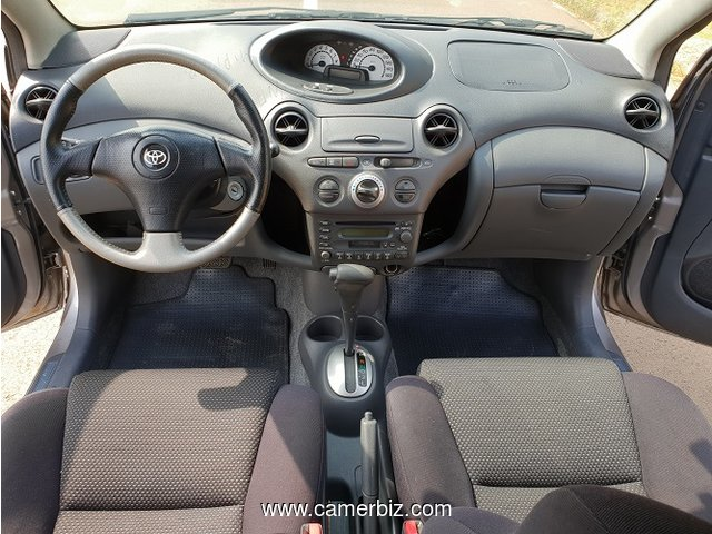 Super Belle 2004 Modele Sport Toyota Yaris Full Option a vendre - 4284