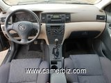 2005 Toyota Corolla 115 Full Option a Vendre!! - 4320
