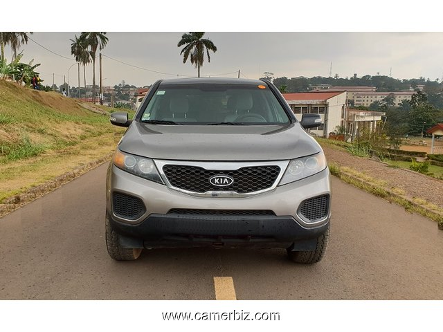 Super Belle 2012 KIA SORENTO Full Option avec 4WD a vendre - 4338
