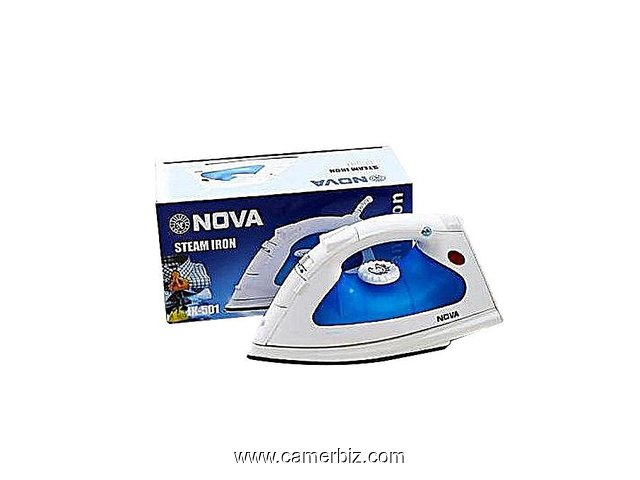 Nova - JK-501 - Steam Iron - Fer à Repasser - 4427