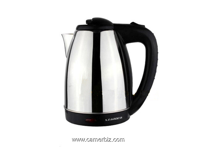 LEADDER Electric Kettle Water Cooker (EK-1801) - 4442