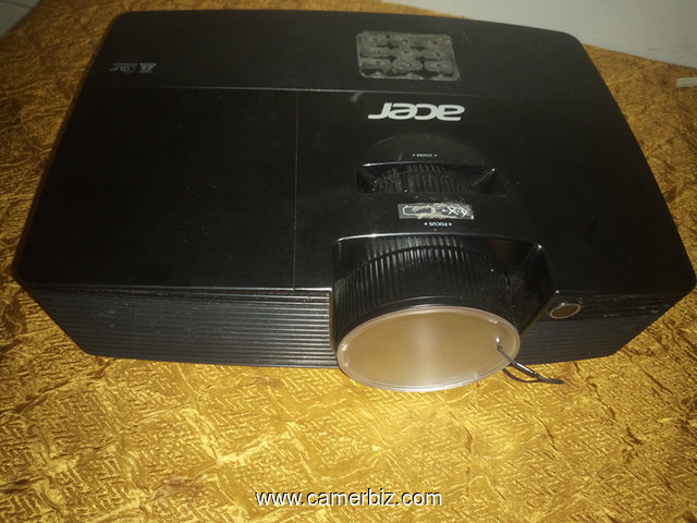 ACER X115 DLP Video Projector 3300 Lumens - 4500