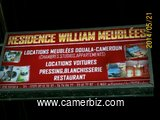 LOCATION MEUBLEES DOUALA CAMEROUN