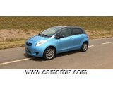 Belle 2008 Toyota Yaris Full Option a vendre - 4506