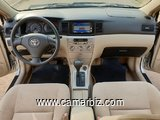 Super Belle 2008 Toyota Corolla Runx (Allex) Full Option avec 4WD - 4509