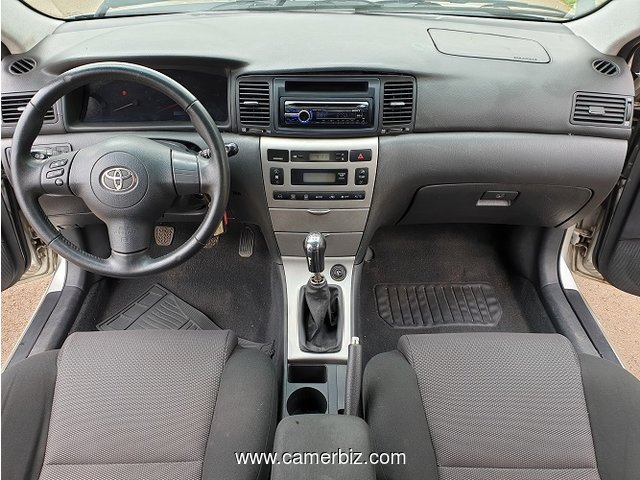 Belle 2007 Toyota Corolla 115 Full Option a vendre - 4605