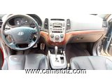 6,900,000FCFA-4X4WD HYUNDAI SANTA FE VERSION 2007-OCCASION D'ALLEMAGNE-FULL OPTION - 4748