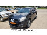 5,400,000FCFA-NISSAN QASHQAI-VERSION 2009 OCCASION DU CAMEROUN EN FULL OPTION- !!! - 4750