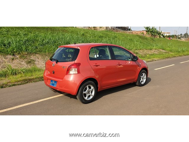 Belle 2008 Toyota Yaris Full Option a vendre - 4752