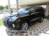 2015 Lexus LX570 Black / Whats App: +393512348567