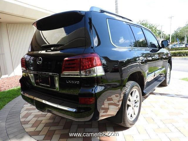 2015 Lexus LX570 Black / Whats App: +393512348567 - 4821