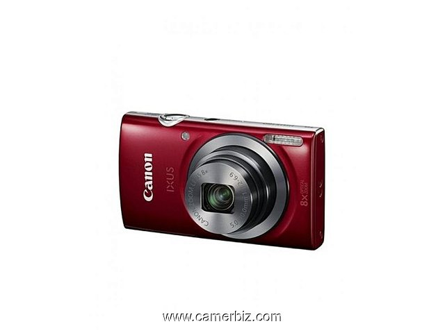 Appareil Photo IXUS 185 - Compact - 20.0 MP - 720 P / 25 Pi/s - 8x Zoom Optique  - 4837
