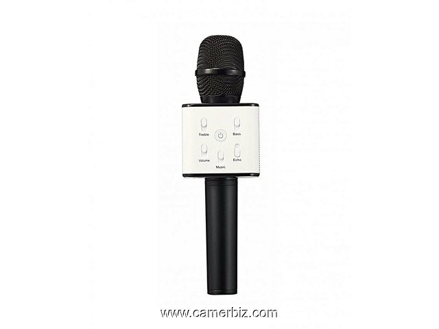 Microphone Q7 Bluetooth Micro Sans Fil Portable - - 4847