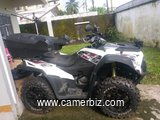 4,600,000FCFA MOTO A 4ROUES KYMCO-4X4WD-VERSION 2016-OCCASION - 4854