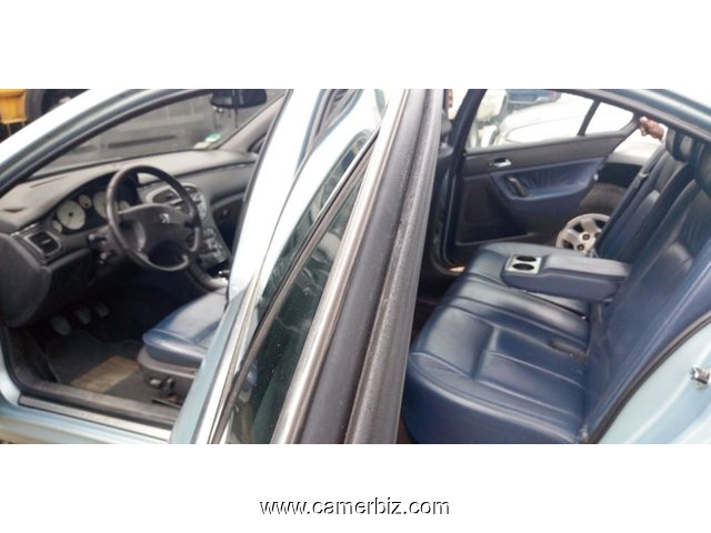 2,900,000FCFA-PEUGEOT 607 VERSION 2005-OCCASION DU CAMEROUN-FULL  OPTION-PROPRE - 4869