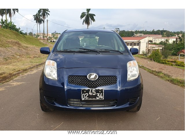 Belle 2008 Toyota Yaris Full Option a vendre - 4900