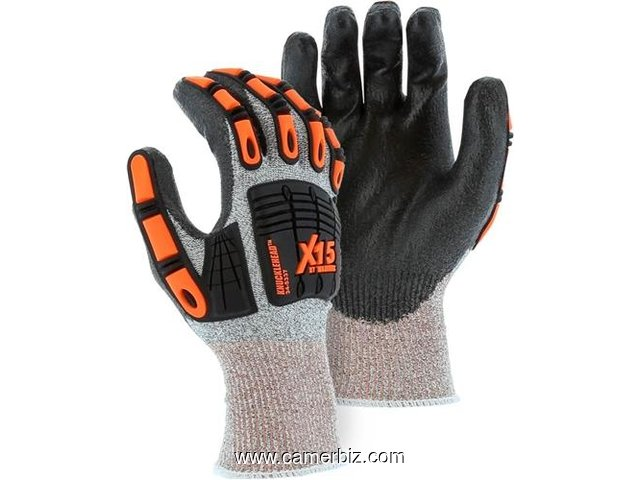Impact Gloves , level 5 - 4912
