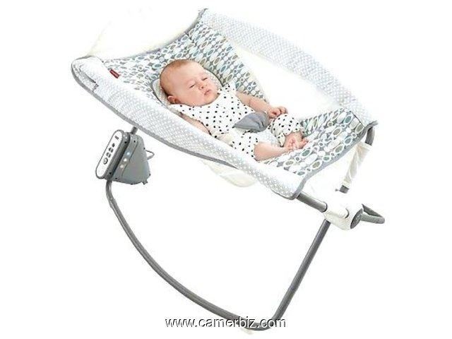 berceuse balancoire ibaby deluxe  - 4940