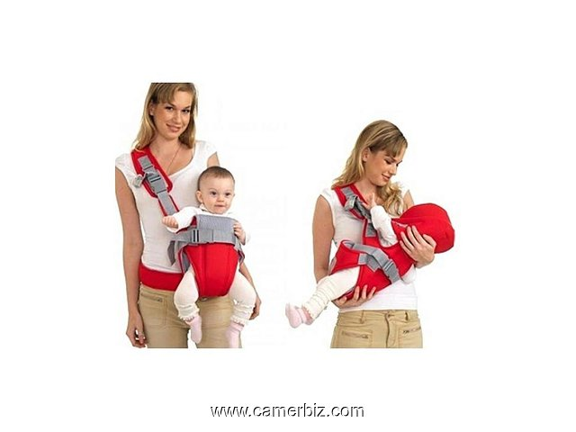 BABY CARRIER Porte Bébé - Multi-Positions - 4943