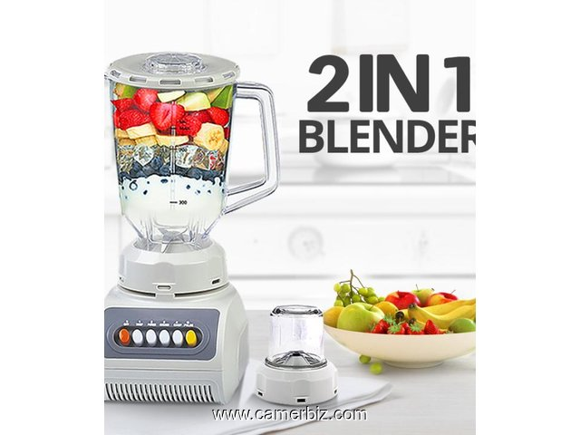 mixeur blender 2 en 1  - 4948