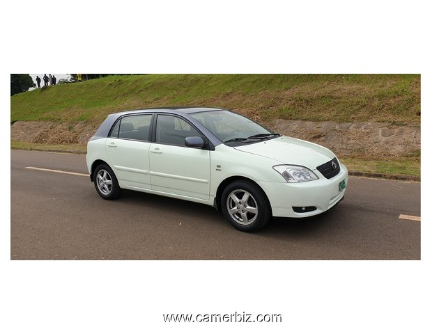 Belle 2005 Toyota Corolla 115 Full Option a vendre - 4953