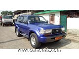 3,200,000FCFA-TOYOTA LANDCRUISER VX  4X4WD-VERSION 1997-OCCASION DU CAMEROUN CLIMATISEE