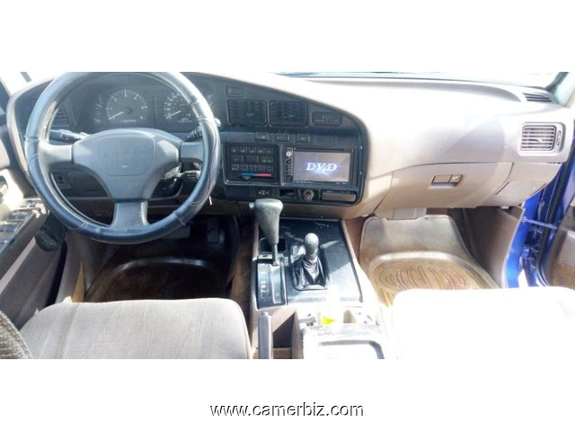 3,200,000FCFA-TOYOTA LANDCRUISER VX  4X4WD-VERSION 1997-OCCASION DU CAMEROUN CLIMATISEE - 4955