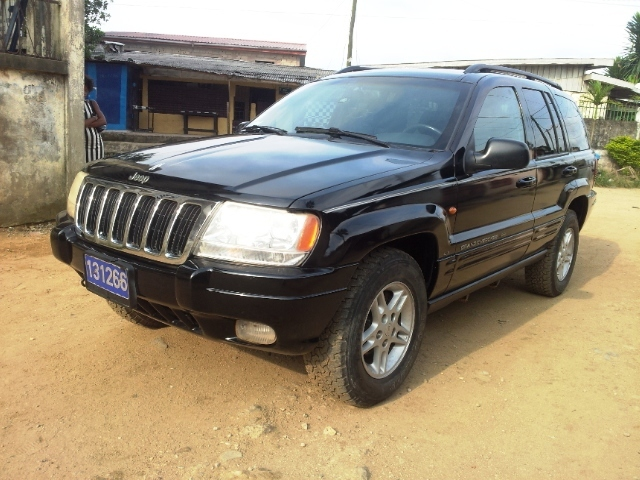 5,200,000fcfa-grand cherokee jeep-4x4wd-version 2002-occasion d