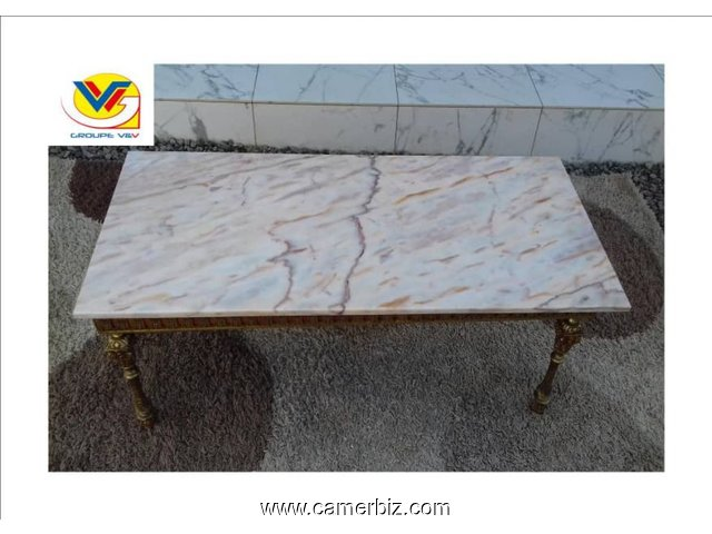 Table En Marbre De carrare  - 5070