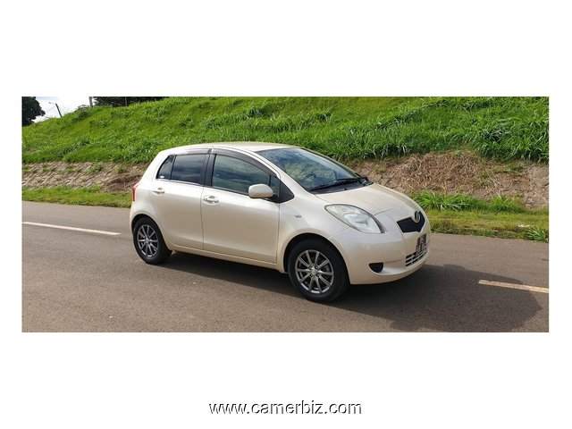 Belle 2008 Toyota Yaris Full Option à vendre - 5108
