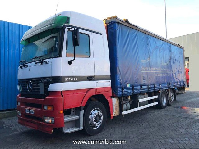 Camion Mercedes benz type 2531  - 5118