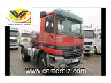 Camion actros 2040  - 5119