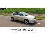 Belle 2005 Toyota Corolla 115 Full Option à vendre