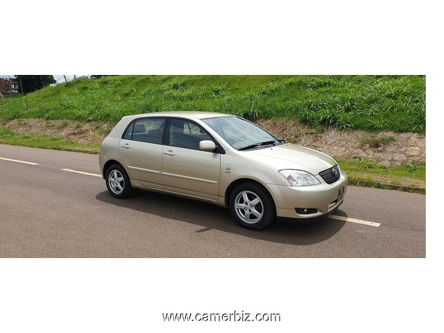 Belle 2005 Toyota Corolla 115 Full Option à vendre - 5144