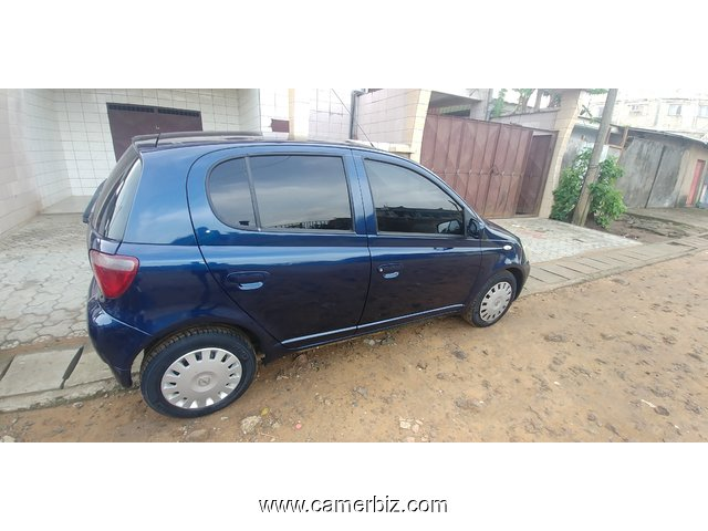 Yaris d'occasion 2002 - 5212