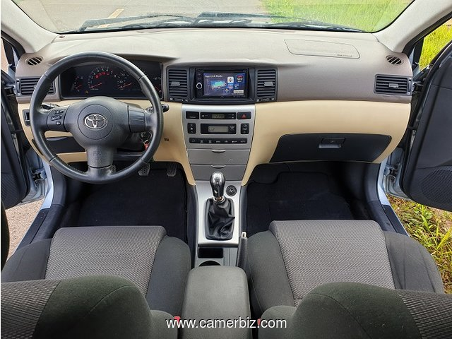 Super Belle 2007 Toyota Corolla 115 Full Option à vendre - 5270