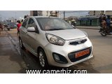 3,300,000FCFA-KIA PICANTO-VERSION 2013-OCCASION DU CAMEROUN-FULL OPTION