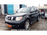 5,200,000FCFA-NISSAN PATHFINDER-4X4WD-2006-OCCASION FULL OPTION A 8PLACES