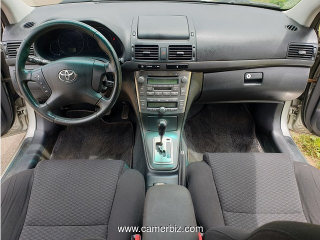 Belle 2008 TOYOTA AVENSIS Automatique Full Option  à vendre - 5489