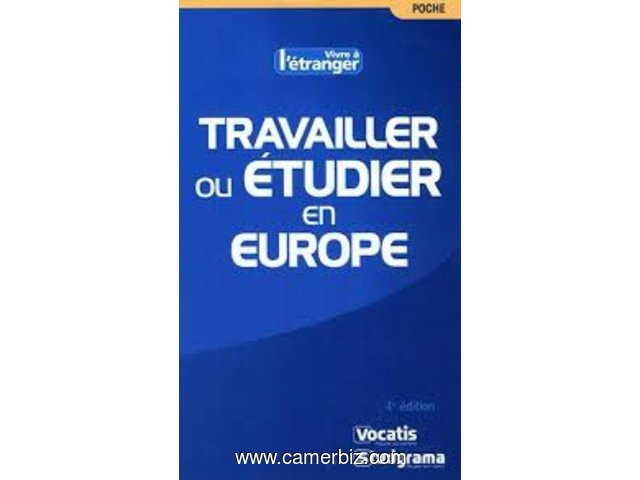 OPPORTUNITY TO TRAVEL FOR EUROPE IN 5 DAYS 200% garanted ENTER EUROPE IN LESS THAN 7 DAYS STUDY IN T - 5512