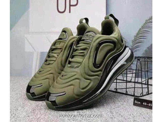 air max 720 vert et noir