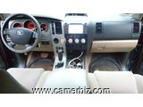 16,500,000FCFA-4X4WD PICKUP-TOYOTA TUNDRA 4X4WD  VERSION 2009-OCCASION EN OR-FULL OPTION - 5593