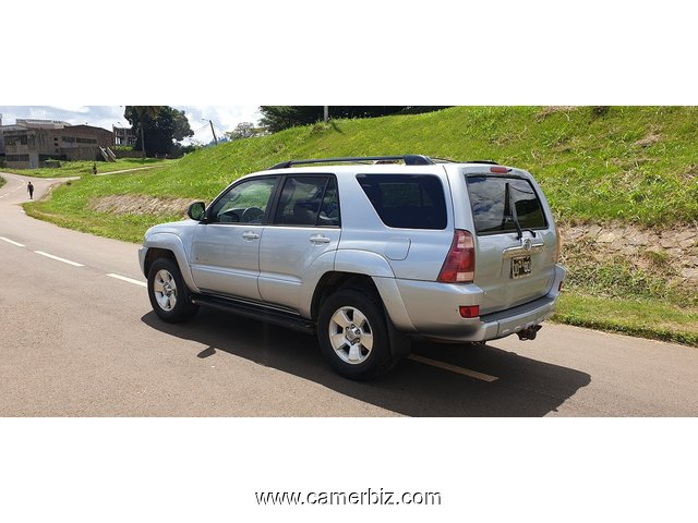2006 TOYOTA 4runner Automatique Full Option à vendre - 5595