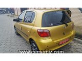 Yaris d'occasion 2000